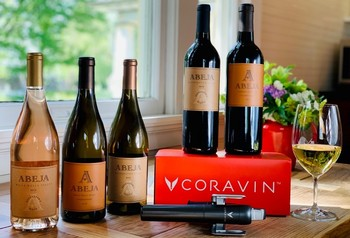 2020 Spring Collection & Coravin